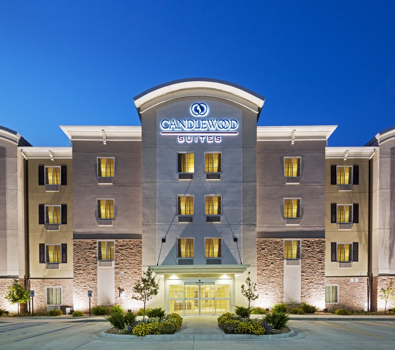 Candlewood Suites Dumfries Quantico-Hotel Exterior<br/>Image from Leonardo