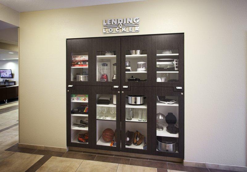 Candlewood Suites Dumfries Quantico-Lending Locker<br/>Image from Leonardo