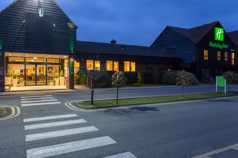 Holiday Inn Cambridge-Hotel Exterior Twilight<br/>Image from Leonardo