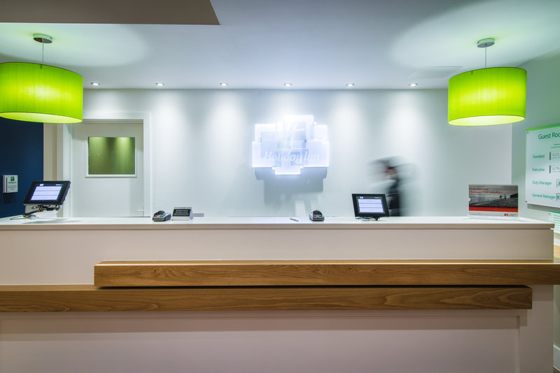 Holiday Inn Stoke on Trent M6, Jct.15-Ask any questions at the Front Desk<br/>Image from Leonardo