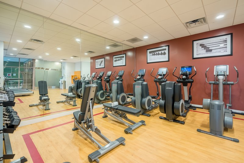 Crowne Plaza Annapolis-Fitness Center<br/>Image from Leonardo