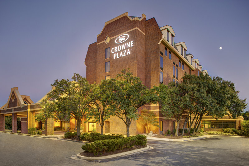 Crowne Plaza Annapolis-Located 3 miles from Historic Annapolis<br/>Image from Leonardo