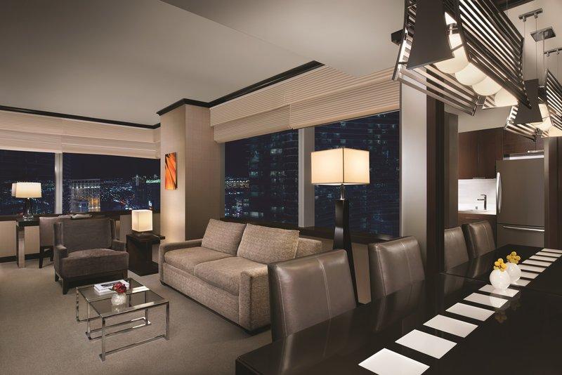 Vdara Hotel & Spa at Aria Las Vegas - Executive Corner Suite <br/>Image from Leonardo
