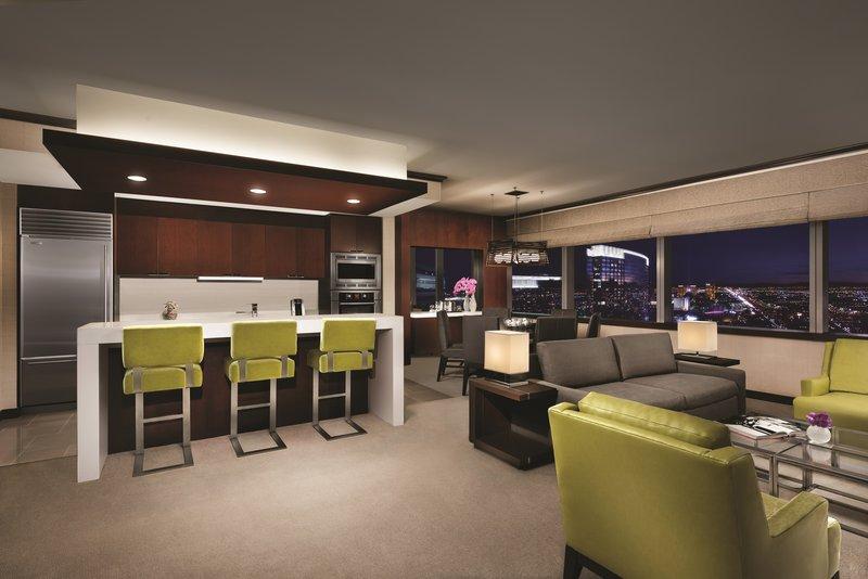 Vdara Hotel & Spa at Aria Las Vegas - Vdara Hospitality Suite <br/>Image from Leonardo