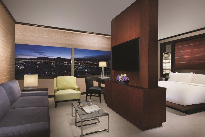 Vdara Hotel & Spa at Aria Las Vegas - Studio Parlor Suite <br/>Image from Leonardo