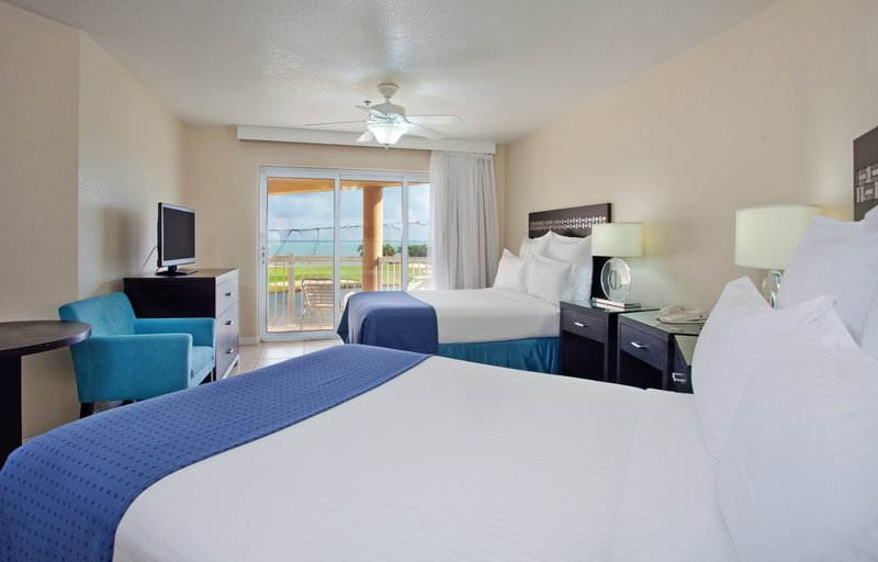 Holiday Inn Resort Grand Cayman-Standard Guest Room- Two Queen Beds<br/>Image from Leonardo
