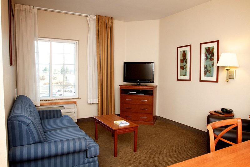 Candlewood Suites Santa Maria-Guest Room One Bedroom Suite Living Room<br/>Image from Leonardo