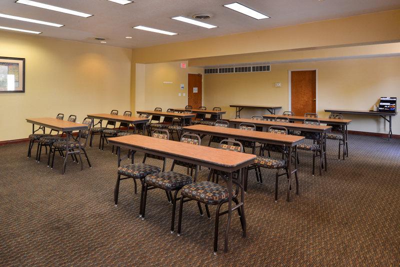 Holiday Inn Express Morgantown-Meeting Room<br/>Image from Leonardo