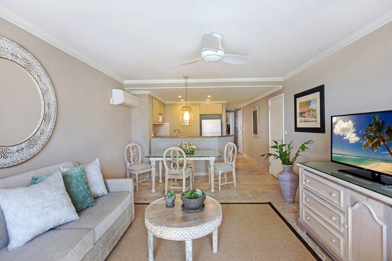 Bougainvillea Barbados-Deluxe One Bedroom Suite Living Area<br/>Image from Leonardo