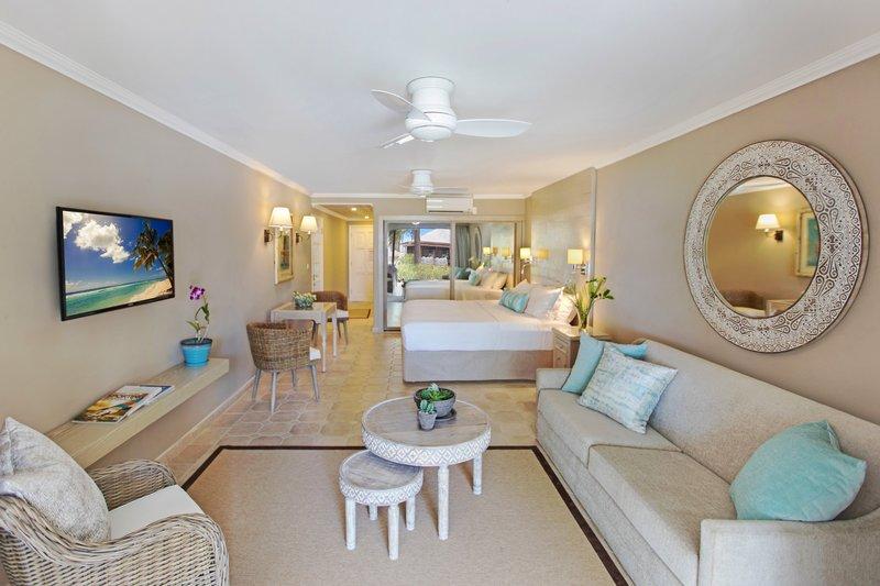 Bougainvillea Barbados-Junior Suite Living Area<br/>Image from Leonardo