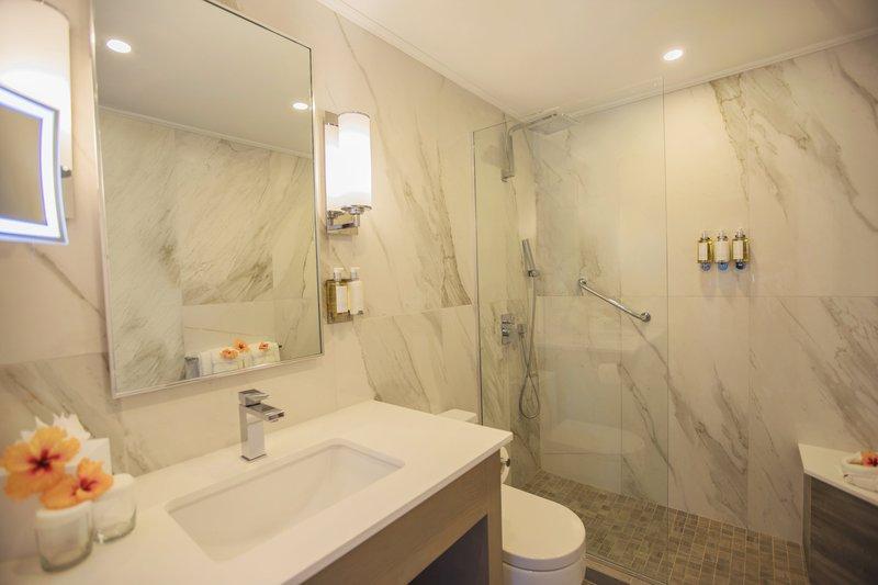 Bougainvillea Barbados-Deluxe Two Bedroom Suite - Bathroom<br/>Image from Leonardo