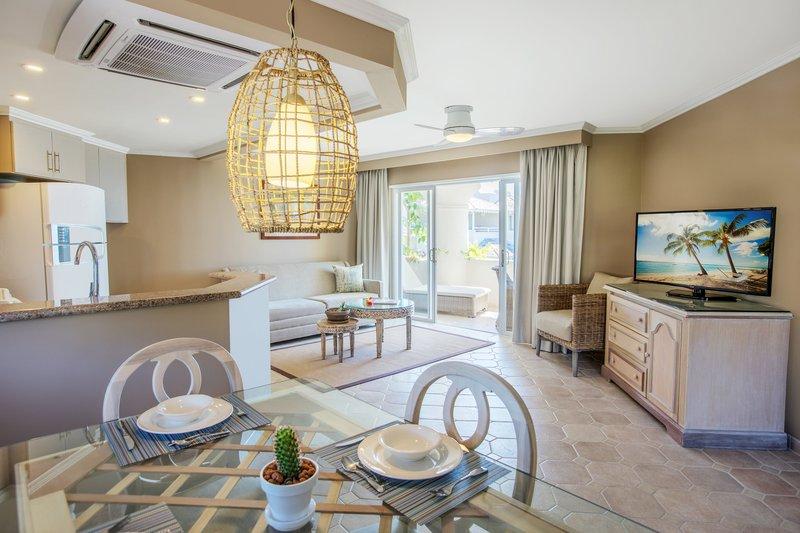 Bougainvillea Barbados-Deluxe Two Bedroom Suite - Living Area<br/>Image from Leonardo