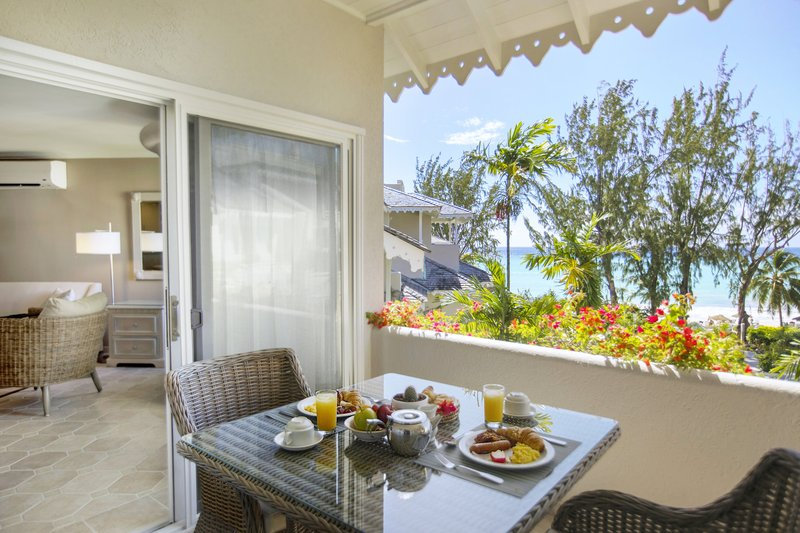 Bougainvillea Barbados-One Bedroom Penthouse - Balcony View<br/>Image from Leonardo