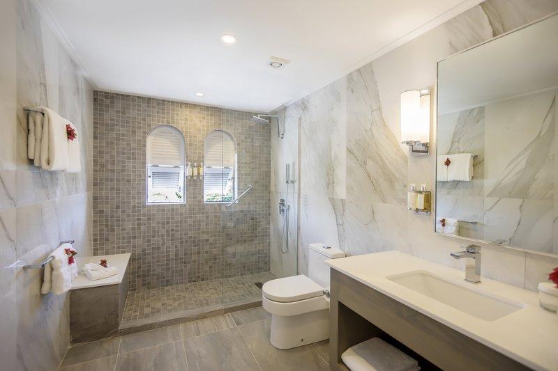 Bougainvillea Barbados-One Bedroom Penthouse - Bathroom<br/>Image from Leonardo