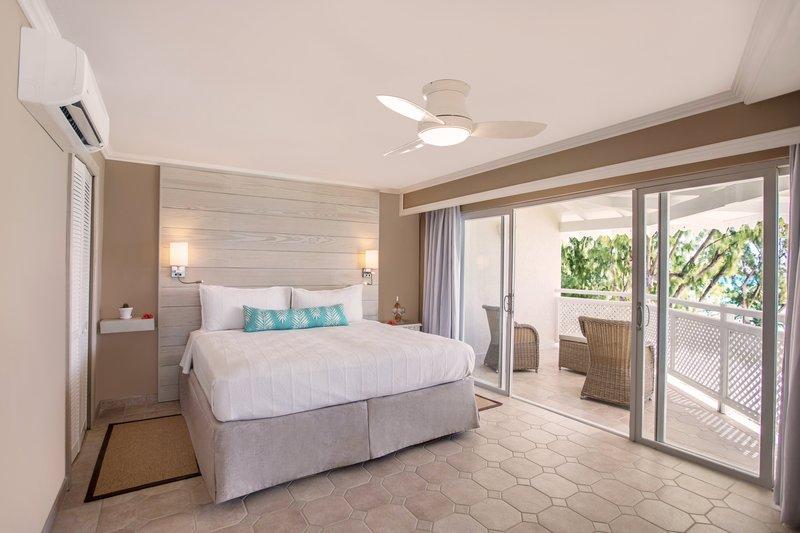 Bougainvillea Barbados-Two Bedroom Beachfront Luxury Suite - Bedroom<br/>Image from Leonardo