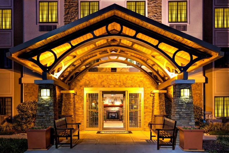 Staybridge Suites Wilmington-Newark-Our inviting hotel entrance<br/>Image from Leonardo