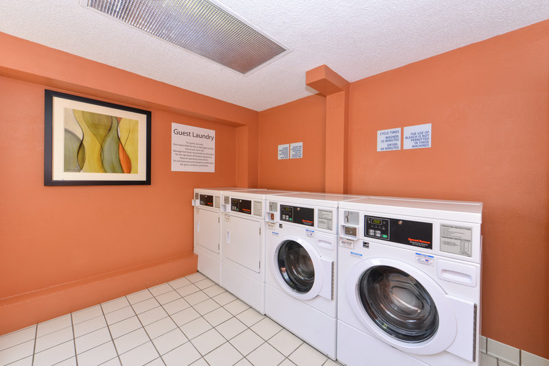Holiday Inn Express Clearwater East - Icot Center-Our guest laundry is conveniently located to you for easy access<br/>Image from Leonardo
