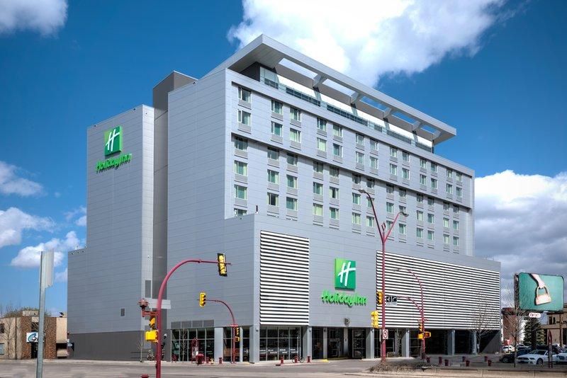 Holiday Inn Saskatoon Downtown-Holiday Inn Saskatoon Downtown Rendering<br/>Image from Leonardo