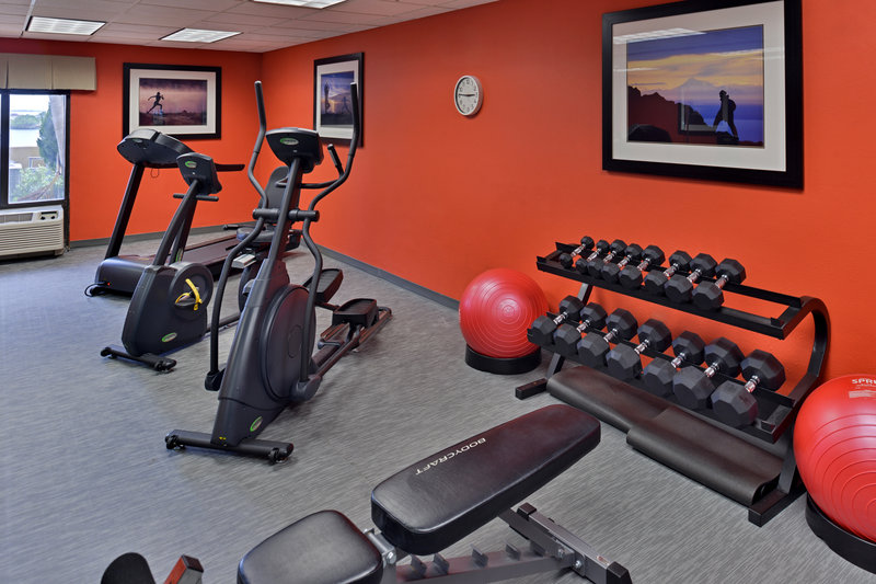 Holiday Inn Express & Suites Tampa/Rocky Point Island-Fitness room offering state of the art equipment <br/>Image from Leonardo