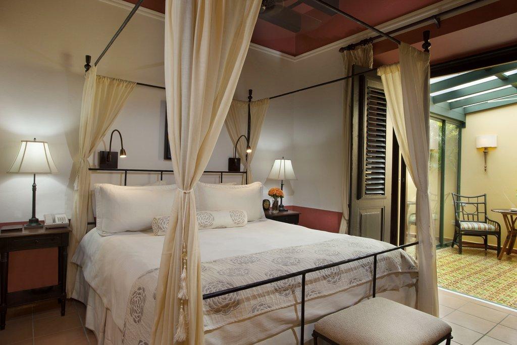 Hotel El Convento - Queen Garden Deluxe Terrace <br/>Image from Leonardo