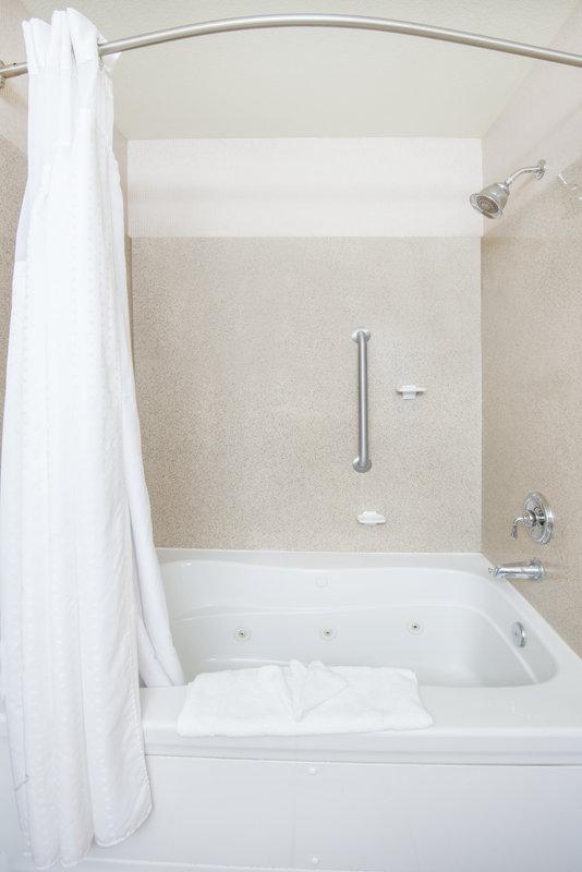 Holiday Inn Express Phoenix-I-10 West/Goodyear-Guest Bathroom<br/>Image from Leonardo