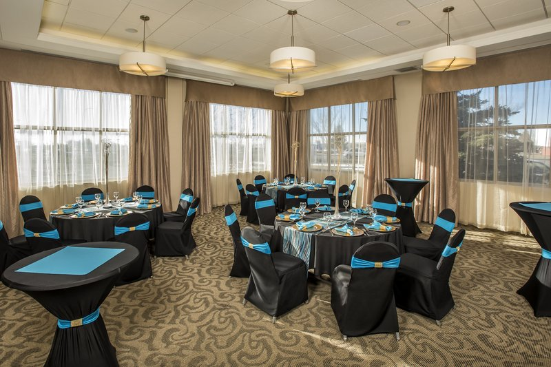 Holiday Inn Lethbridge-Hold your private luncheon or dinner in a private room<br/>Image from Leonardo