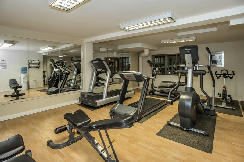 Holiday Inn Lethbridge-Modern equipments to keep your workout schedule while travelling<br/>Image from Leonardo