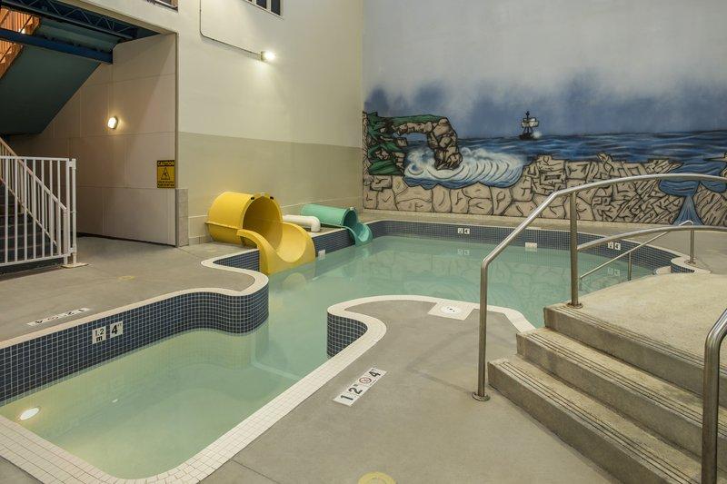 Holiday Inn Lethbridge-Family Fun down the water slide<br/>Image from Leonardo