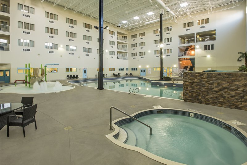 Holiday Inn Lethbridge-Enjoy some downtime in the whirlpool<br/>Image from Leonardo