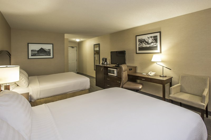Holiday Inn Lethbridge-Room with 2 Queen beds<br/>Image from Leonardo