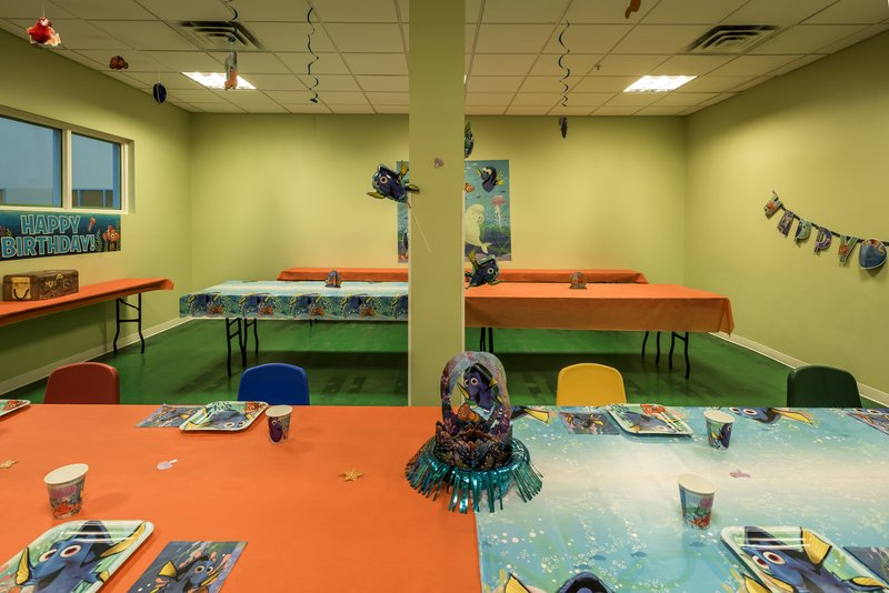 Holiday Inn Lethbridge-Connected to the pool fantastic place to host kid's birthday party<br/>Image from Leonardo