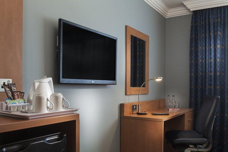 Holiday Inn Basildon-Executive rooms have a 37