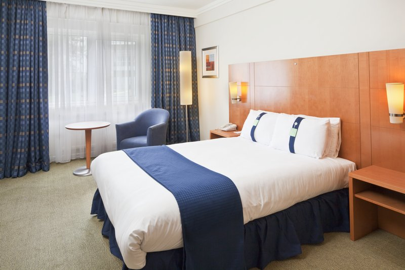 Holiday Inn Basildon-Accessible room situated on the ground floor<br/>Image from Leonardo