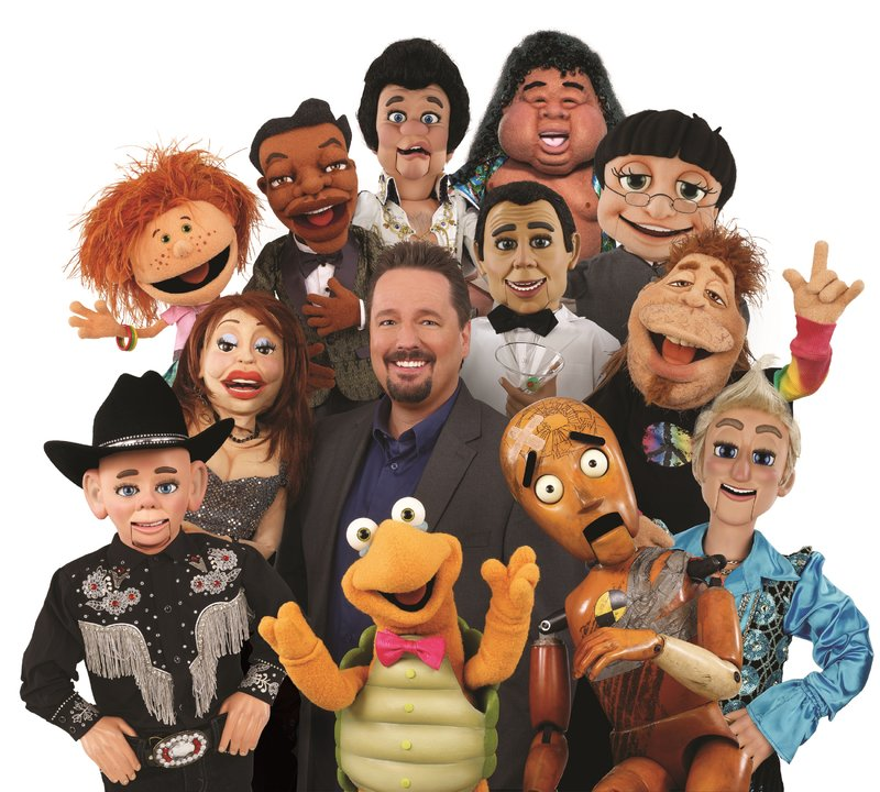 The Mirage Hotel and Casino - Terry Fator And Friends <br/>Image from Leonardo
