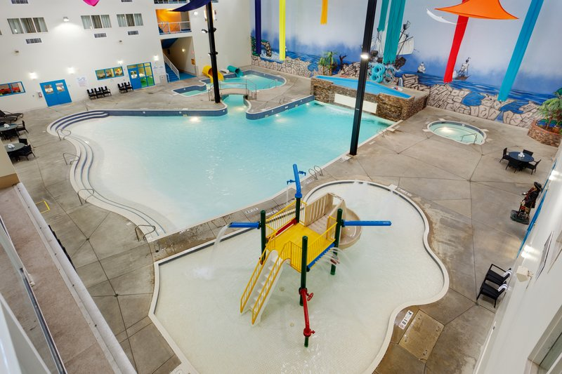 Holiday Inn Lethbridge-Suite with pool view<br/>Image from Leonardo