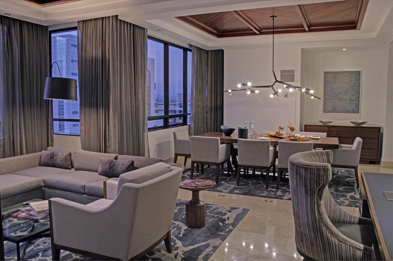 Intercontinental Guatemala-Presidential Suite<br/>Image from Leonardo