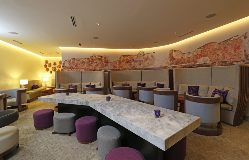 Intercontinental Guatemala-Maya Lounge<br/>Image from Leonardo
