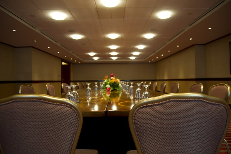 Intercontinental Guatemala-Meeting Room<br/>Image from Leonardo