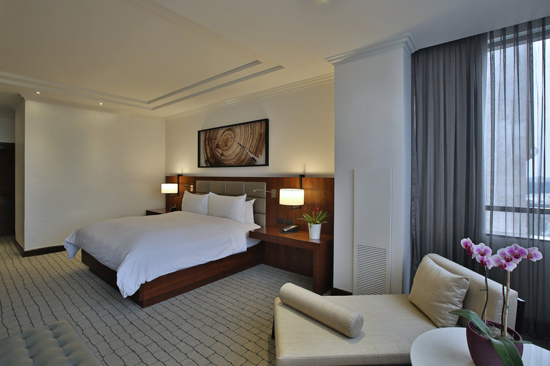 Intercontinental Guatemala-Guest Room<br/>Image from Leonardo
