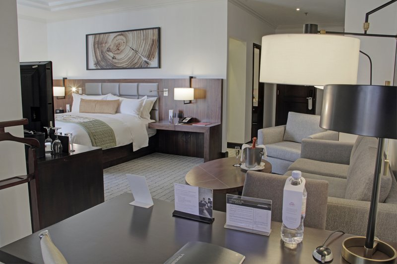 Intercontinental Guatemala-Junior Suite<br/>Image from Leonardo