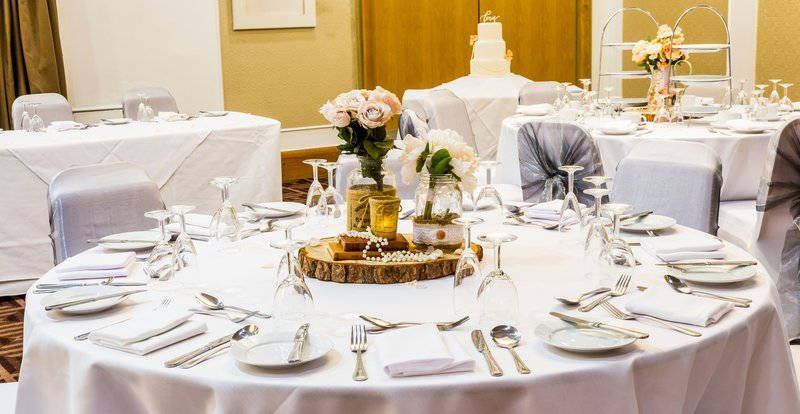 Holiday Inn Newcastle-Jesmond-All set for that special day!<br/>Image from Leonardo