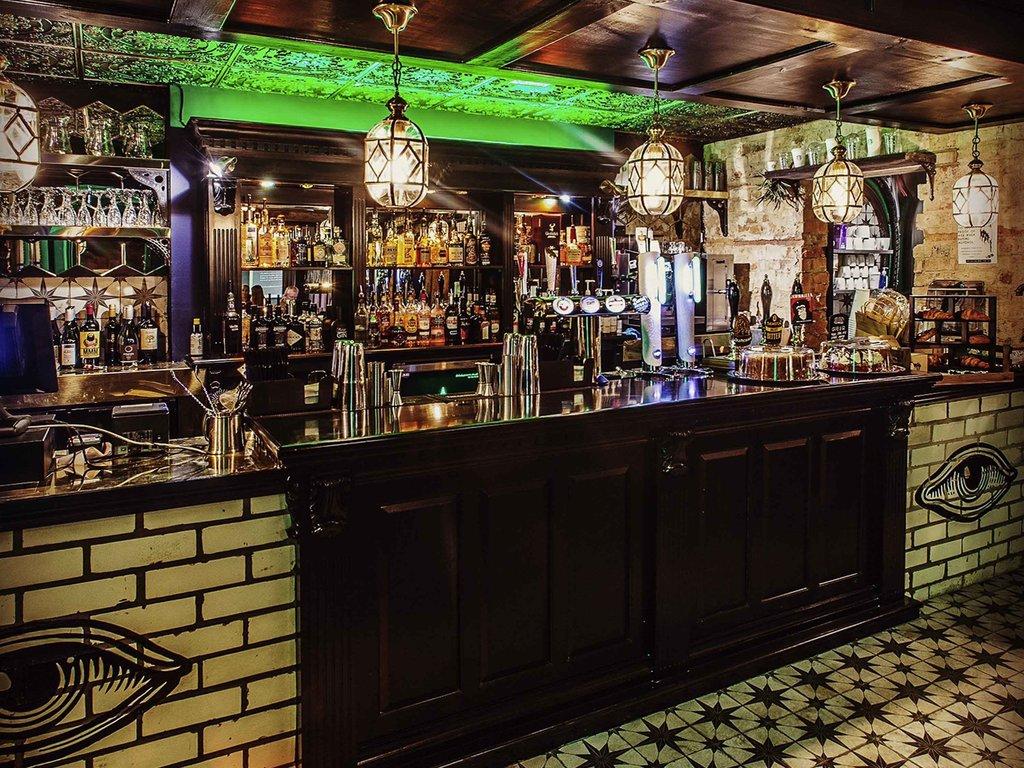 Mercure Nottingham City Centre-Bar/Lounge<br/>Image from Leonardo