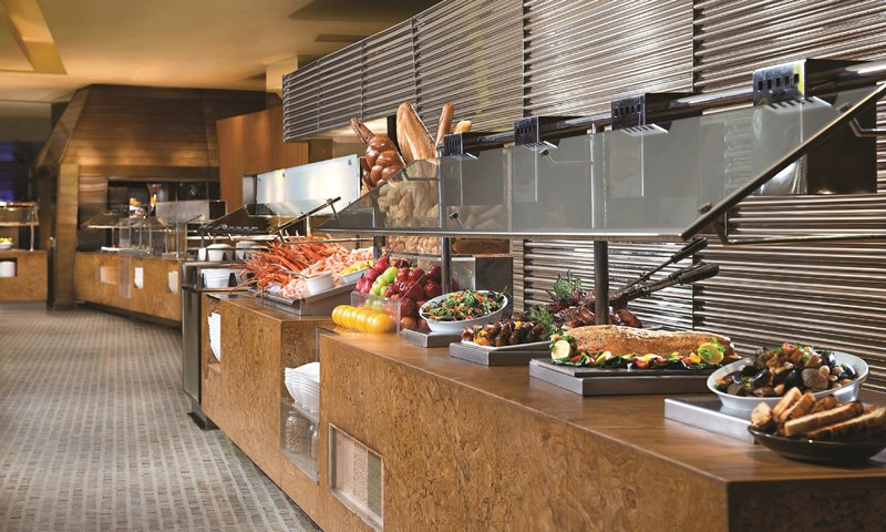 The Mirage Hotel and Casino - Mirage Cravings Buffet <br/>Image from Leonardo