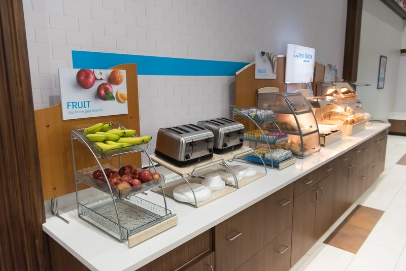 Holiday Inn Express & Suites North East (Erie I-90 Exit 41)-Breakfast Bar<br/>Image from Leonardo
