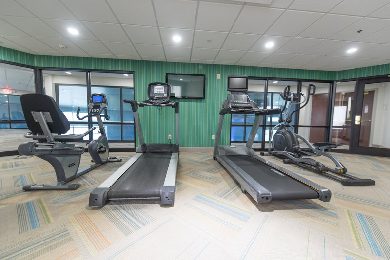 Holiday Inn Express & Suites North East (Erie I-90 Exit 41)-Fitness Center<br/>Image from Leonardo