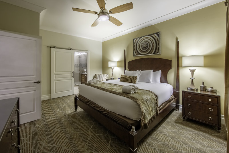 Holiday Inn Club Vacations South Beach Resort-Signature Collection master bedroom<br/>Image from Leonardo