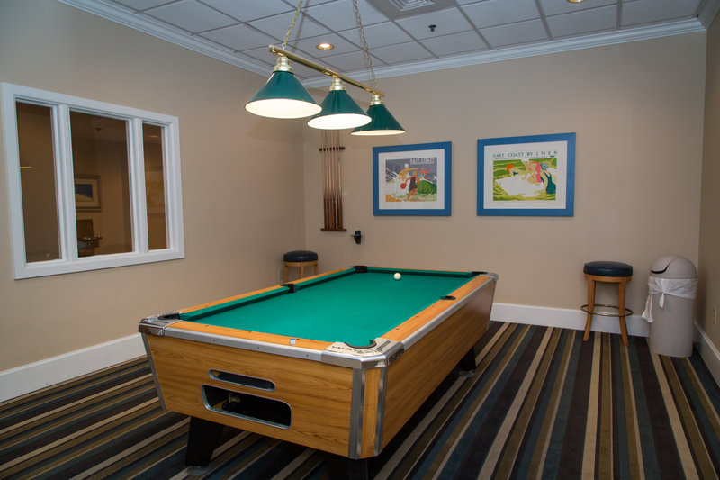 Holiday Inn Club Vacations South Beach Resort-Play a round of pool with family and friends in the game room<br/>Image from Leonardo