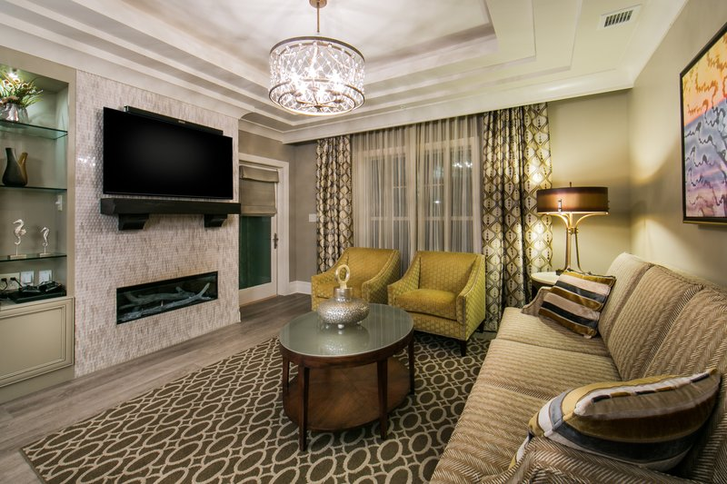 Holiday Inn Club Vacations South Beach Resort-Elegant and luxurious, Signature Collection living room<br/>Image from Leonardo