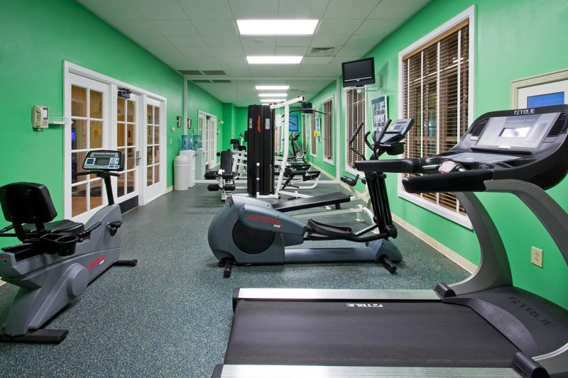 Holiday Inn Club Vacations South Beach Resort-Stay in shape and on track while on vacation in the fitness center<br/>Image from Leonardo