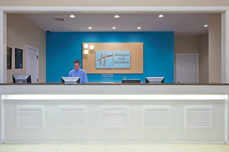 Holiday Inn Club Vacations South Beach Resort-Front Desk<br/>Image from Leonardo